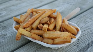 Dry Skin-French-Fries